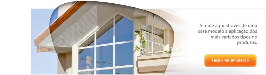 Vidros Habitat - Simulação